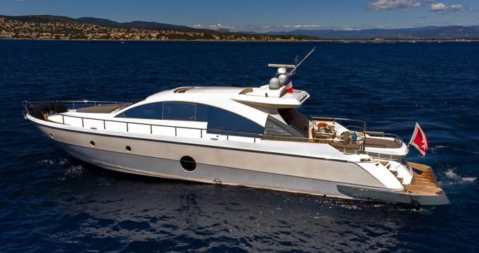 Louer Yacht avec ou sans skipper Aicon à Barcelone