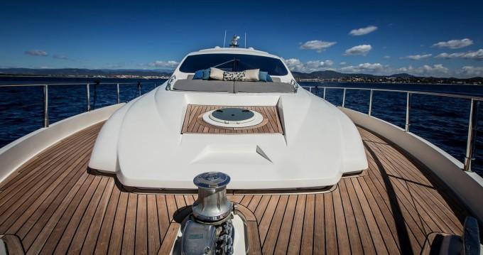Location bateau Barcelone pas cher Aicon 72 SL