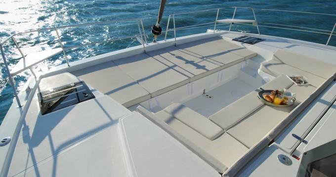 Location yacht à Palerme - Catana Bali 4.1 - 4 + 2 cab. sur SamBoat
