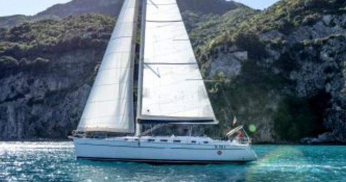 Location bateau Bénéteau Cyclades 50.4 à Salerno sur Samboat