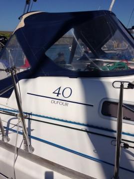 Location bateau Arzal pas cher Dufour 40