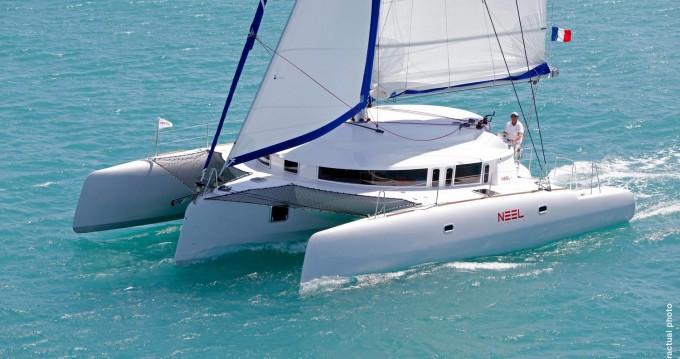 Location Catamaran à Pula - Neel Neel 45