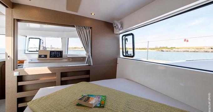 Location bateau Ajaccio pas cher Neel 47
