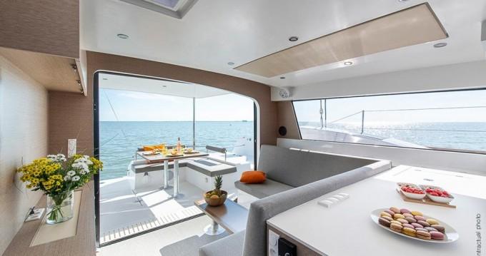 Location Catamaran à Pula - Neel Neel 47
