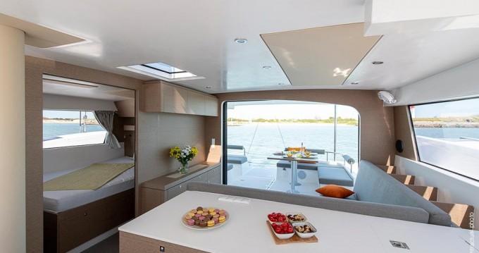 Location Catamaran Neel avec permis