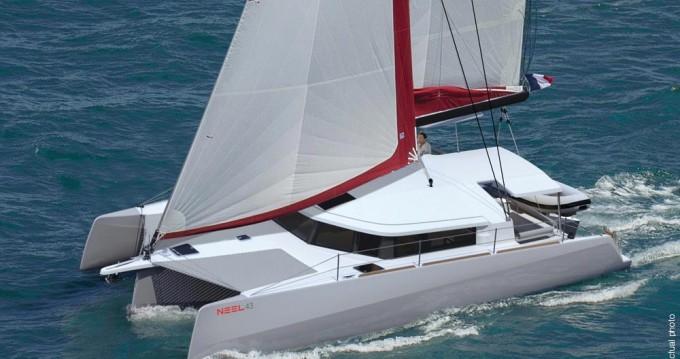 Louer Catamaran avec ou sans skipper Neel à Marseille
