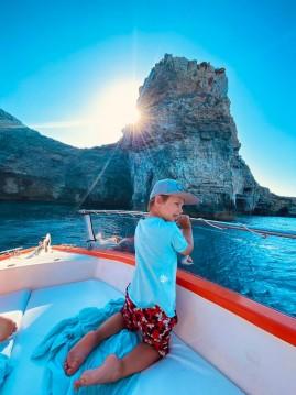 Bateau à moteur à louer à Mellieħa au meilleur prix