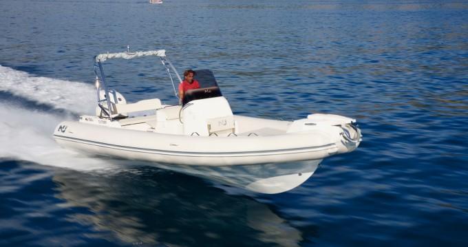 Location yacht à Lorient - Nuova Jolly NJ 700 sur SamBoat