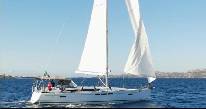 Location bateau Capo d'Orlando pas cher Sun Odyssey 519