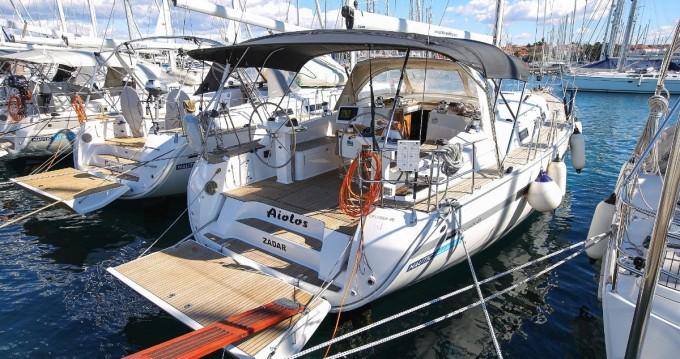 Louez un Bavaria Cruiser 45 à Biograd na Moru
