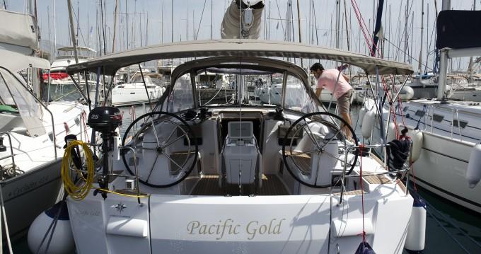 Location bateau Jeanneau Sun Odyssey 479 à Athènes sur Samboat