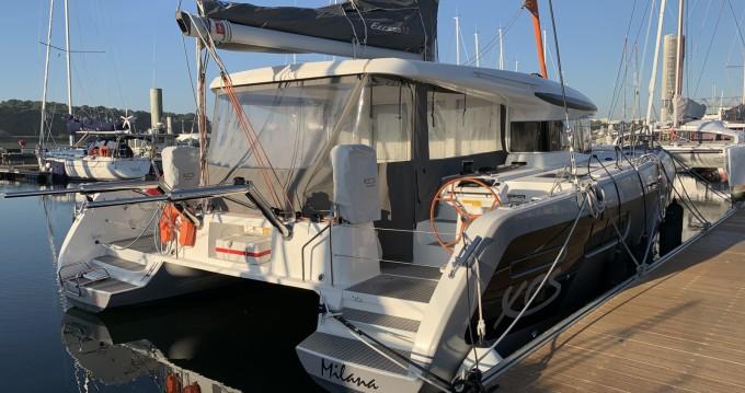 Louer Catamaran avec ou sans skipper Excess à Lorient