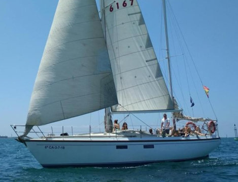 "Location bateau Ketch ""Ketch"" à Cádiz sur Samboat"