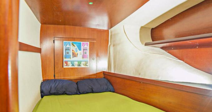 Location Catamaran à Cartagena - Fountaine Pajot Belize 43