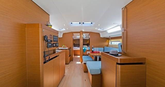 Location yacht à Skiathos - Jeanneau Sun Odyssey 490 sur SamBoat
