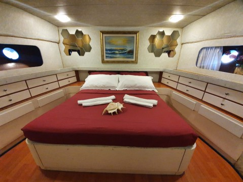 Location bateau Canados Canados 50 à Fiumicino sur Samboat