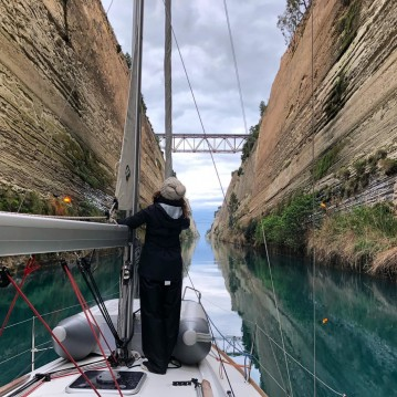 Location bateau Jeanneau Sun Odyssey 389 à Gouviá sur Samboat