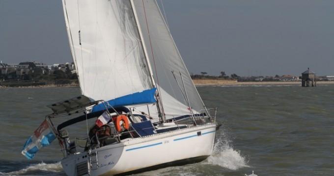 Location bateau Siouville-Hague pas cher Gib Sea 116