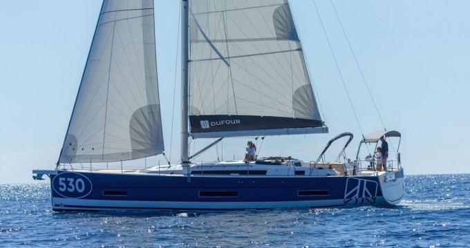 Location yacht à Lefkas Egremni - Dufour Dufour 530 sur SamBoat