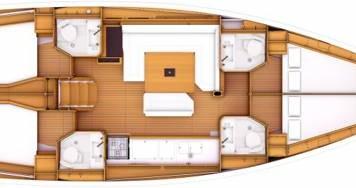 Jeanneau Sun Odyssey 469 entre particuliers et professionnel à Álimos