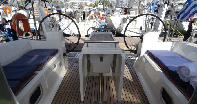 Location bateau Álimos pas cher Oceanis 38