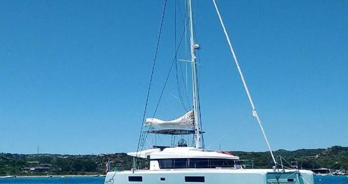 Louer Catamaran avec ou sans skipper Lagoon à Port Grimaud
