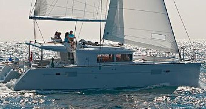 Louez un Lagoon Lagoon 450 à Port Grimaud