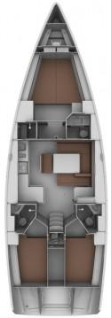 Location Voilier à Fethiye - Bavaria Cruiser 45