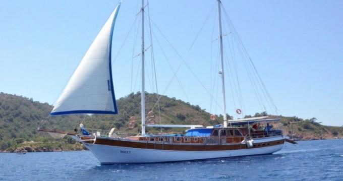 Louer Voilier avec ou sans skipper Custom Made à Fethiye