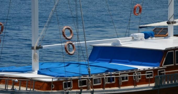 Location bateau Fethiye pas cher Buket
