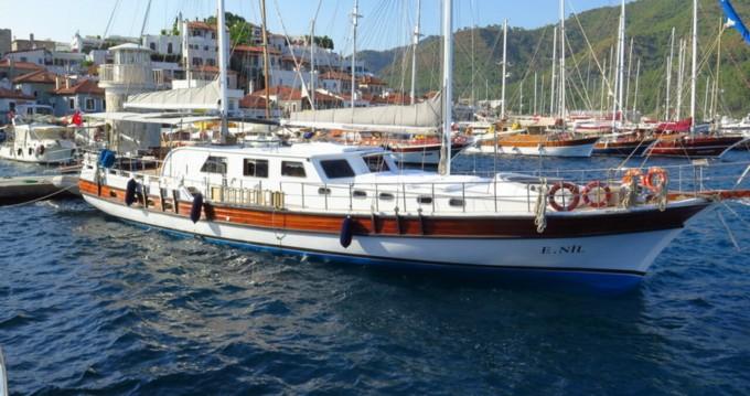 Location bateau Custom Made E Nil à Marmaris sur Samboat