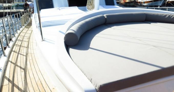 Louer Voilier avec ou sans skipper Custom Made à Marmaris