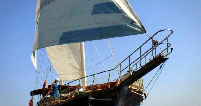 Location bateau Fethiye pas cher Mozaik