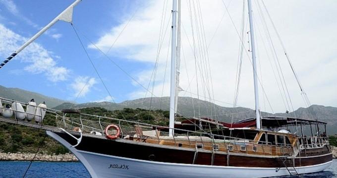 Location yacht à Fethiye - Custom Made Mozaik sur SamBoat