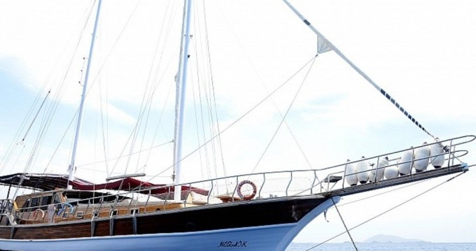 Location bateau Custom Made Mozaik à Fethiye sur Samboat