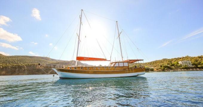 Location bateau Custom Made Naos à Göcek sur Samboat