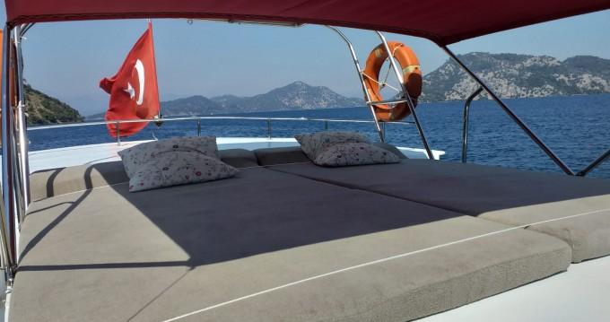 Location bateau Göcek pas cher Tansa
