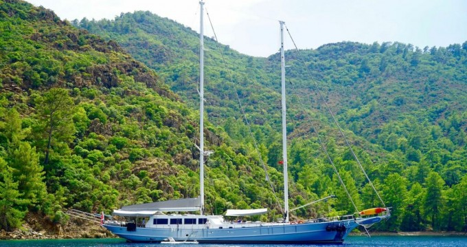 Location yacht à Marmaris - Custom Made White Soul sur SamBoat