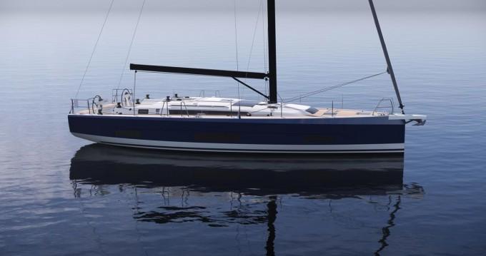 Location bateau Dufour Dufour 470 performance - 4 + 1 cab. à Biograd na Moru sur Samboat