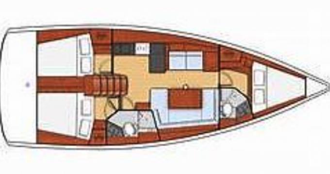 Louer Voilier avec ou sans skipper Oceanis à Port Grimaud