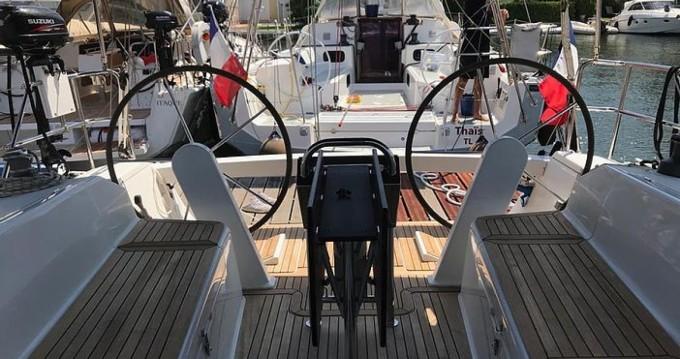 Louer Voilier avec ou sans skipper Hanse à Port Grimaud