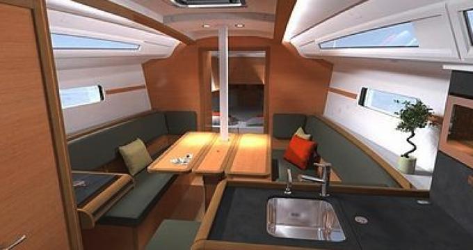 Louez un Jeanneau Sun Odyssey 349 à Port Grimaud