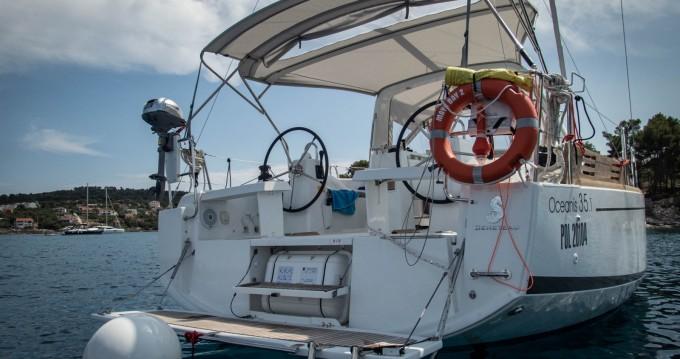 Location yacht à Split - Bénéteau Beneteau Oceanis 35.1 sur SamBoat
