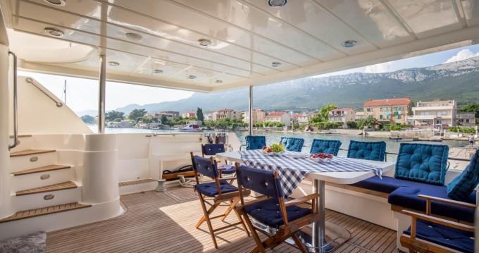 Location Yacht à Split - Technema 82