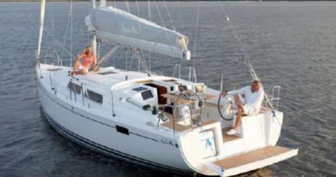 Location Voilier à Golfe-Juan - Hanse Hanse 385