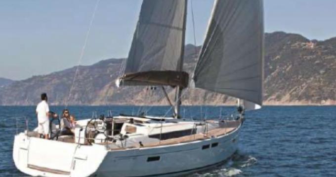 Location yacht à Saint-Raphaël - Jeanneau Sun Odyssey 469 sur SamBoat