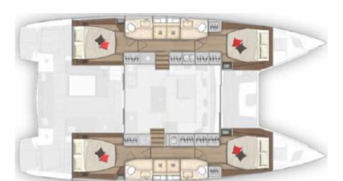 Catamaran à louer à Saint-Raphaël au meilleur prix