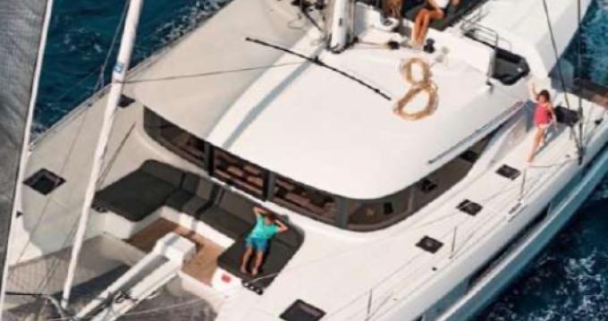 Location bateau Saint-Raphaël pas cher Lagoon 50