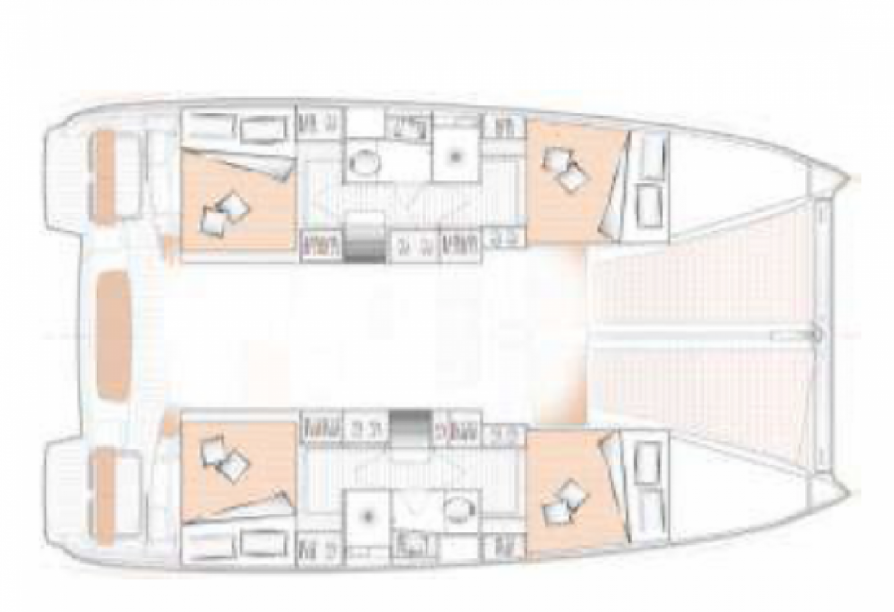 Location Catamaran Cnb Excess Excess 11 Excess 11 Samboat