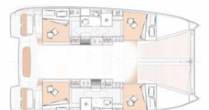 Location Catamaran à Toulon - CNB Excess Excess 11